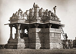 Small Sas Bahu temple, Gwalior Fort..jpg