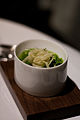 Snail & pea soup (5671474209).jpg