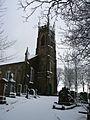 Snow on Nigg Kirk (3255837595).jpg