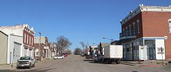 Snyder, Nebraska downtown 2.JPG