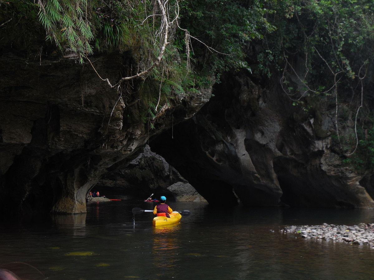 Sohoton Caves And Natural Bridge Park