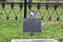 Photo of Black plaque number 22345