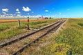 Somewhere along Hwy 16 - 40 - 56 - 106 in the Saskatchewan prairies - (28709446412).jpg