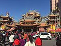 Songshan Ciyou Temple in Chinese New Year 20160208a.JPG