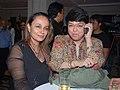 Soni Razdan, Kalpana Lajmi at PETA Anniversary.jpg