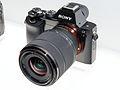 Sony Alpha ILCE-7 2014 CP+.jpg