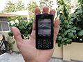 Sony Ericsson W960 In Hand.JPG