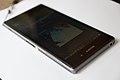 Sony Xperia Z1 Black C6903 Front right.JPG