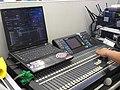 Sound stereo mixing equipment (sm city san mateo, gen, luna, san mateo, rizal)(2015-0515).JPG