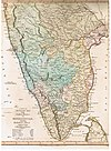 100px south india map 1794