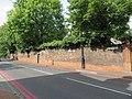 South boundary wall to Honeywood Lodge.jpg