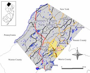 Sparta Township, New Jersey - Image: Sparta twp nj