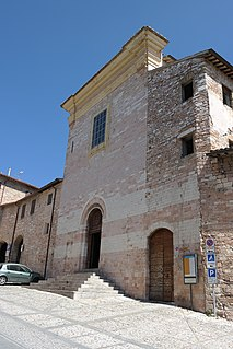 SantAndrea, Spello