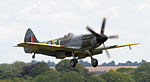 Spitfire MkXIVe J-EJ coming into land (5927190270).jpg