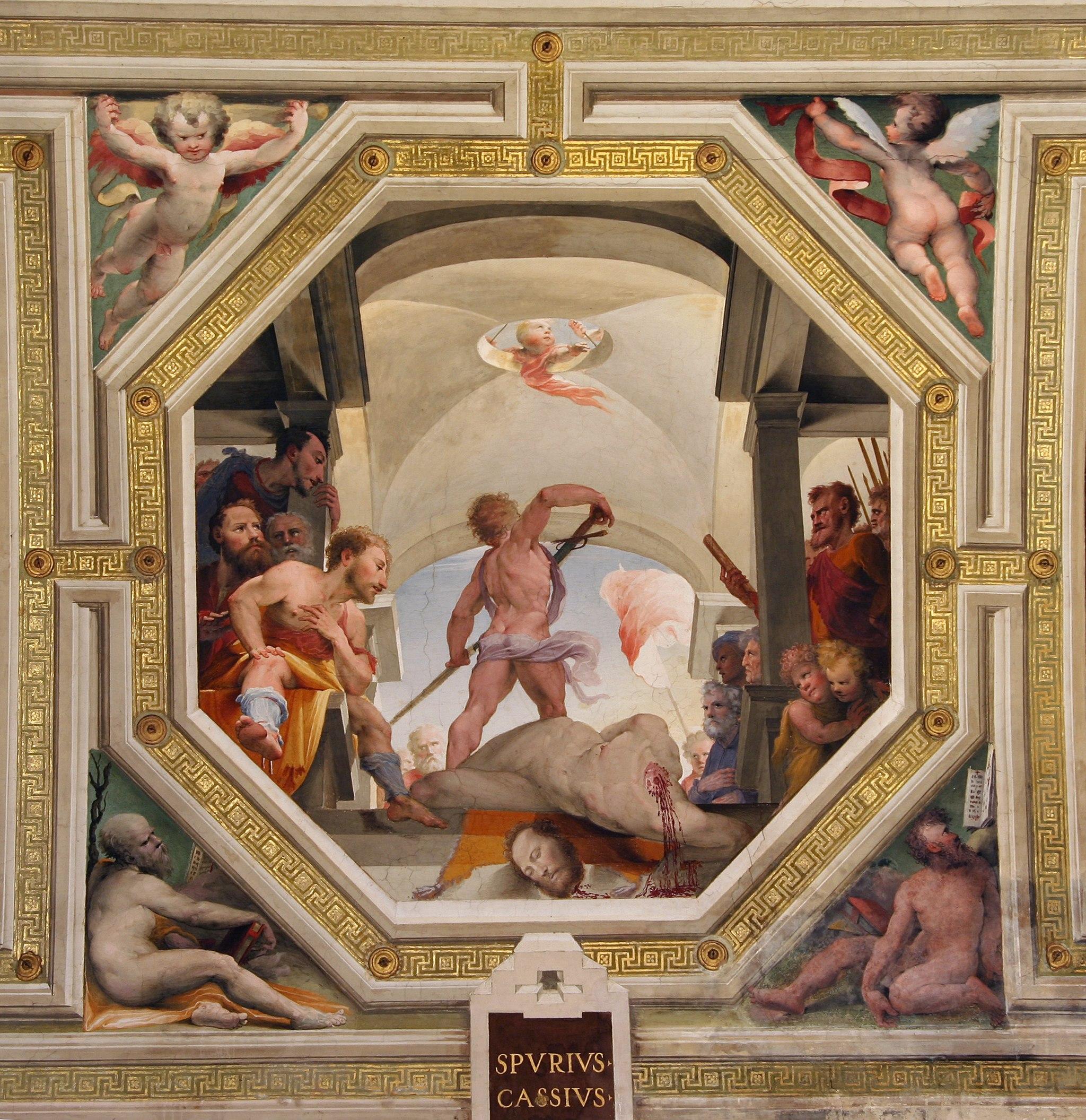 Spurius Cassius Vecillinus