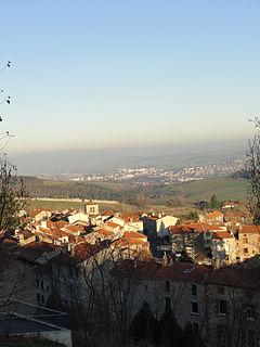Saint-Jean-Bonnefonds Commune in Auvergne-Rhône-Alpes, France