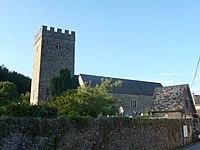 St. Cynwyls parish church, Caio Caeo, Carms. (geograph 3076365).jpg