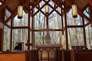 Belmont Abbey College - St. Joseph Adoration Chapel