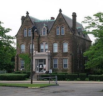 St. Joseph Oratory - Image: St Josephs Parish House