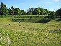 St Albans, Verulamium Roman Theatre - geograph.org.uk - 1362740.jpg