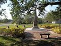 St Aug Oglethorpe Park Monument06.jpg