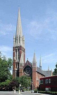 St Augustines, Kilburn Church in London