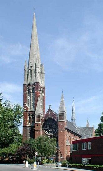 St Augustine's, Kilburn - Photo of St. Augustine's