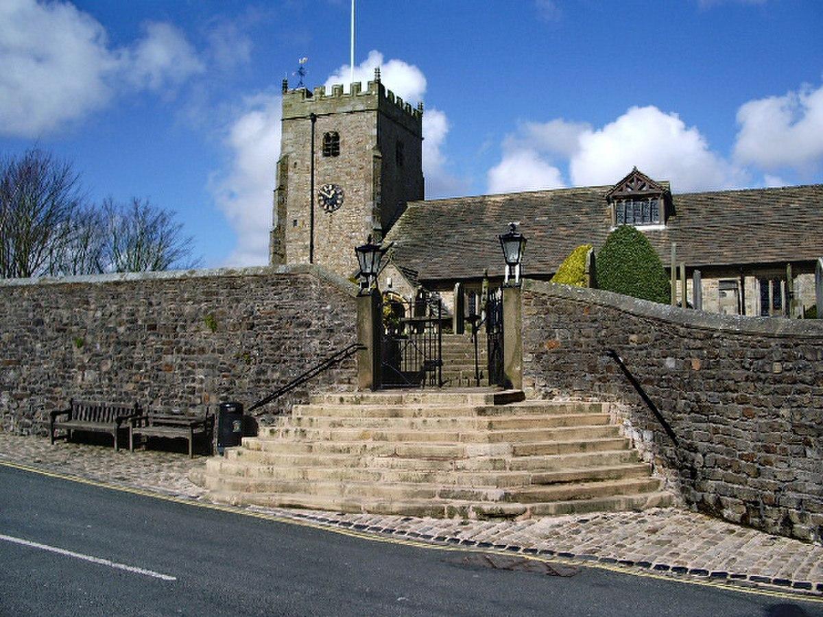 St Bartholomew's Church, Chipping - geograph.org.uk - 753609.jpg