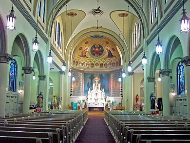 Church Tours Cleveland Ohio