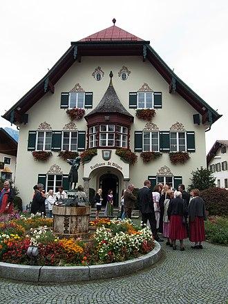 St. Gilgen - Town hall
