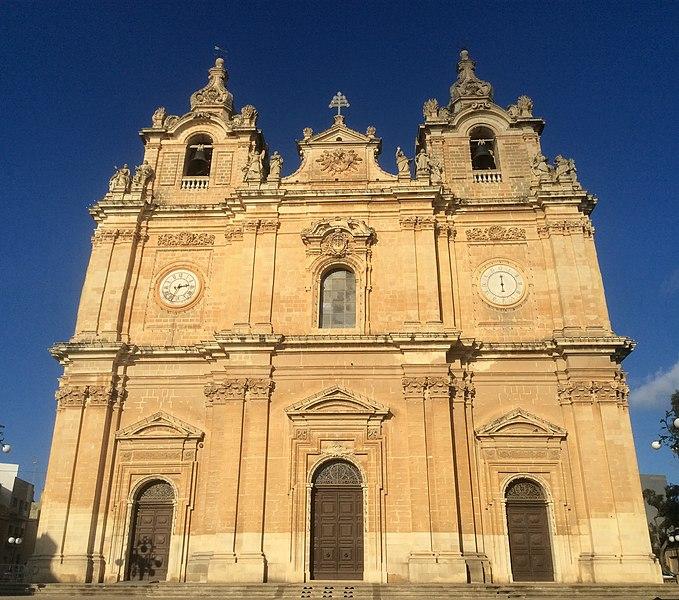 StHelen Church Birkirkara Malta