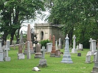 St. James Cemetery (Toronto) - Image: St James Cemetery