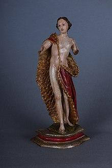 St John Baptist woodcarved statuette from Groeden.jpg
