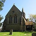 St John the Baptist's Church, Brighton Road, Busbridge (April 2015) (6).JPG