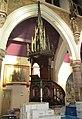St Marys Catholic Church - East Parade - Pulpit (geograph 3417507).jpg