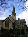 St Paul's Church, Kersal, Salford. - geograph.org.uk - 3258.jpg