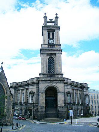 Stockbridge, Edinburgh - St. Stephen's Church