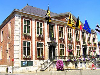 Diest - Image: Stadhuis Diest