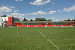Stadionul CPSM - Image: Stadion CPSN