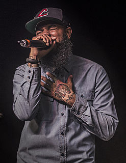 Stalley American Rapper