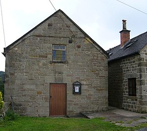 Primitive Methodism in the United Kingdom - Image: Stanton Chapel geograph.org.uk 223788