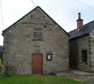 Primitive Methodism in the United Kingdom - Image: Stanton Chapel geograph.org.uk 223788