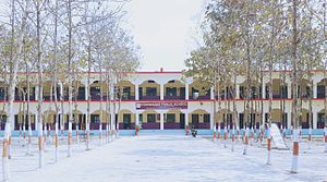 Balrampur district - Starwards Public School is an ICSE Board affiliated school in Tulsipur, Balrampur District.
