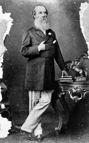 Maurice Charles O'Connell (Australian politician) - Maurice Charles O'Connell in 1860