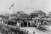 StateLibQld 1 162267 Unveiling of Indooroopilly's war memorial, 1921