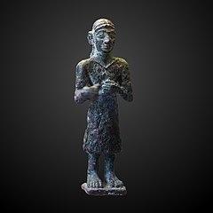 Statuette of orant