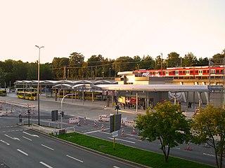 Essen-Steele station railway station in Essen, Germany