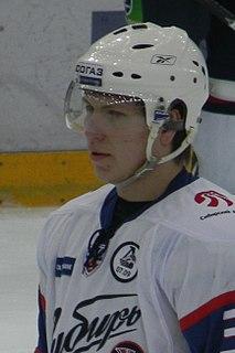 Russian ice hockey forward