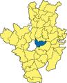 Stephanskirchen - Lage im Landkreis.png