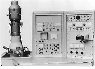 Cambridge Scientific Instrument Company - Stereoscan MK1, the first commercial scanning electron microscope, was produced by the Cambridge Scientific Instrument Company in 1965